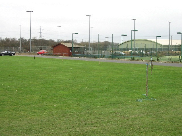 Polo Farm Sports Club facilities