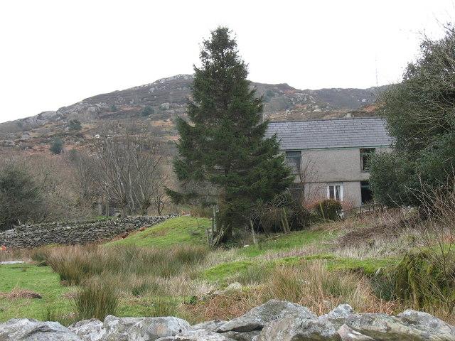 Ty Fferm Rhianfa Farmhouse