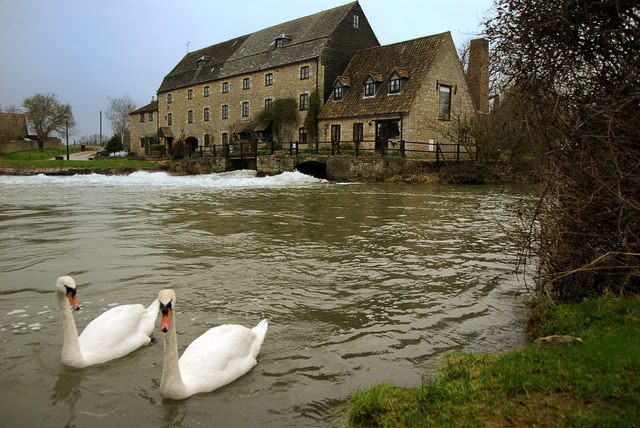 The Old Mill, Water Newton