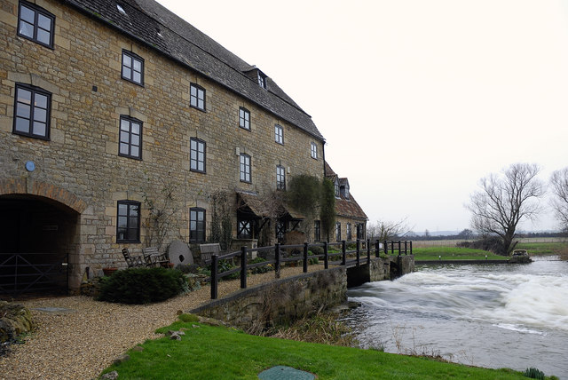 The Old Watermill - Water Newton
