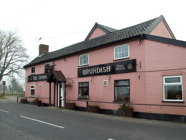 'The Crown' inn