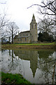 TL1097 : The church of St. Remigius, Water Newton by Julian Dowse