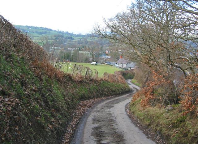 Lane to Colomendy