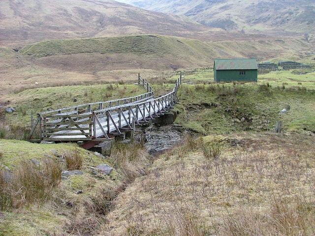 Bridge over The River Roy