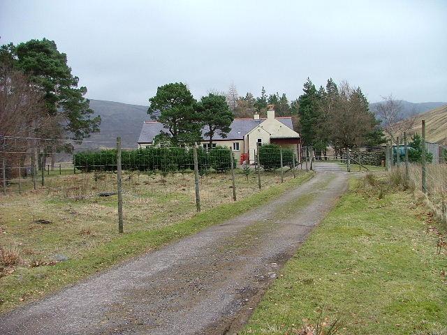 Glen Turret House