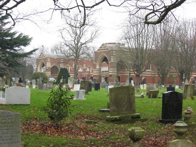 Leicester Crematorium