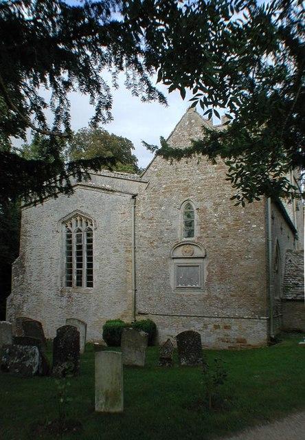 St Nicholas, Oddington, Gloucestershire