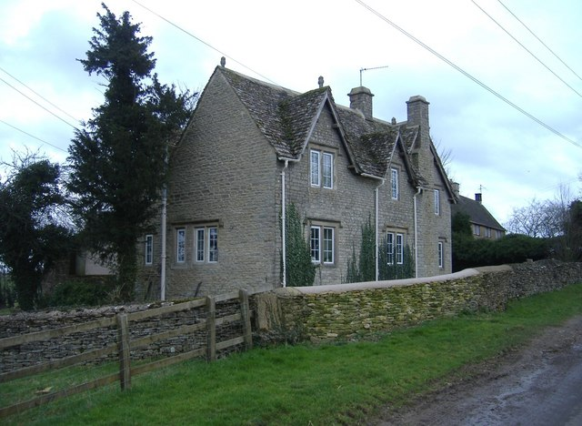 Cottage on Bowldown Road
