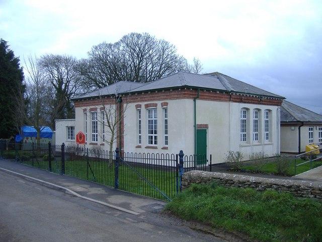 Primary school, Leighterton