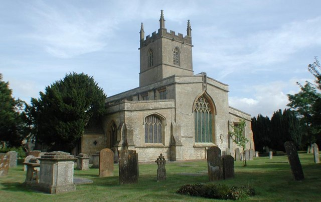 St Edward, Stow on the Wold, Gloucestershire