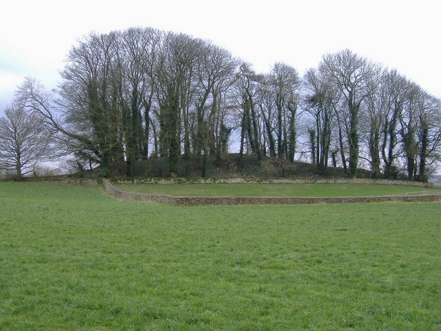 Long barrow, Drews farm
