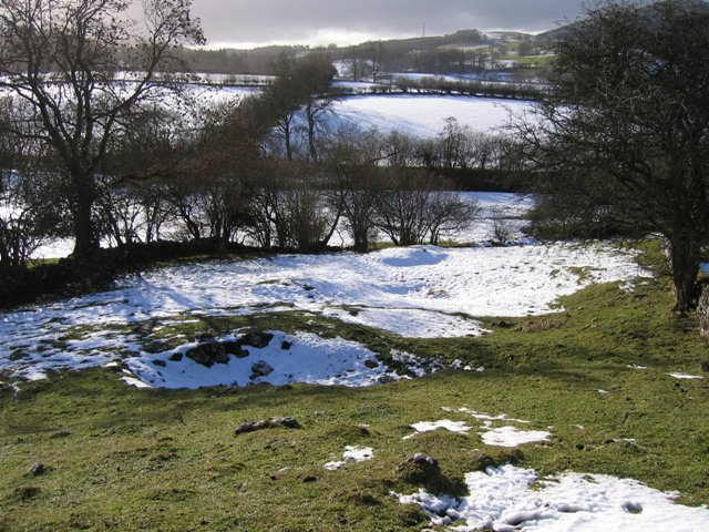 Above the River Alyn