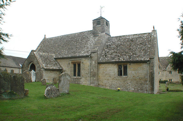 St James, Clapton on the Hill, Gloucestershire