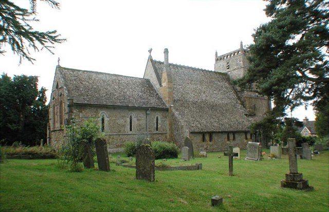 St Lawrence, Wyck Rissington, Gloucestershire