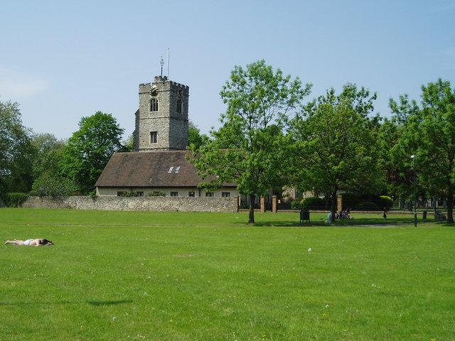 St Margaret's Church Barking