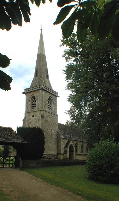 St Mary, Lower Slaughter, Gloucestershire