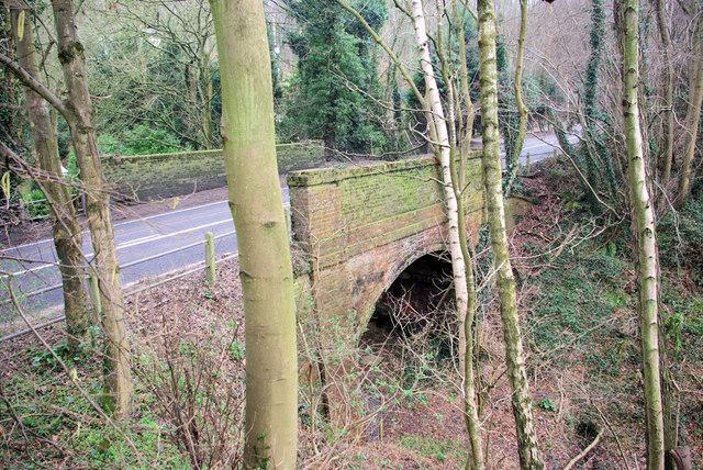 Old Railway Overbridge, near Petworth Station