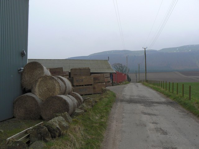 Bales and boxes