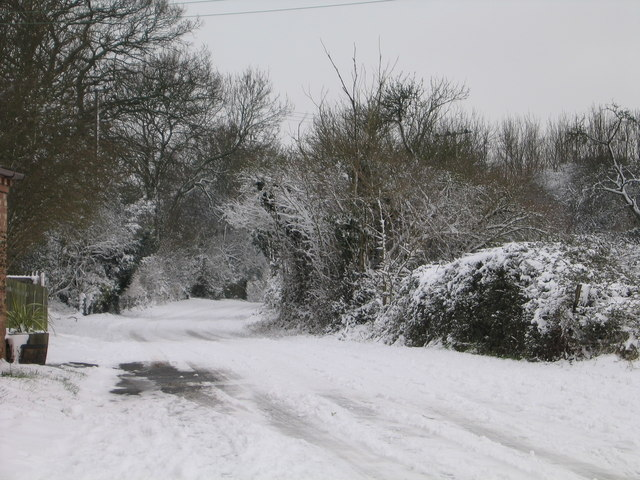 Trotshill Lane East