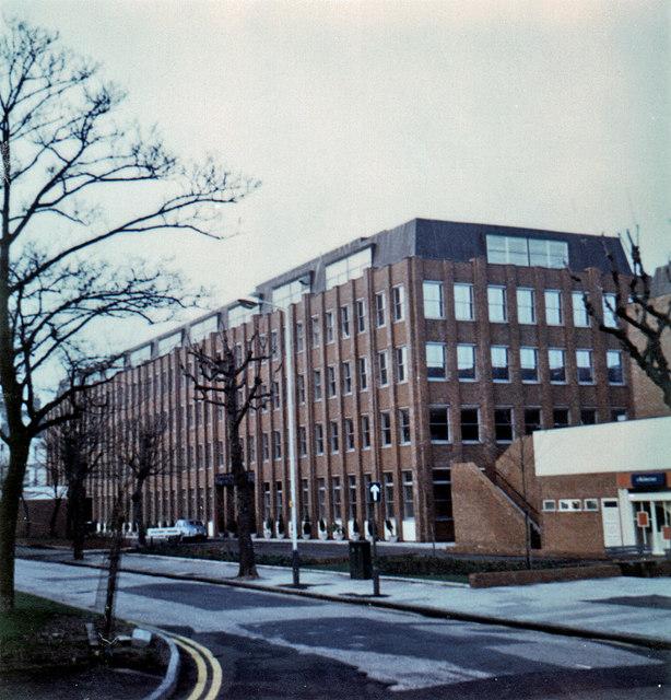Victory House, Castle Hill Avenue, Folkestone - c1975