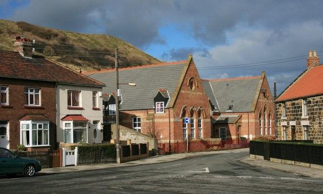 Former School Buildings