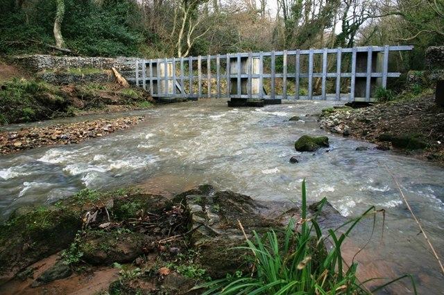 Flood Defences, Kilton Beck