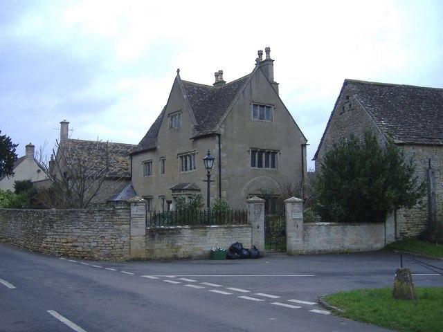 Hillersley farmhouse