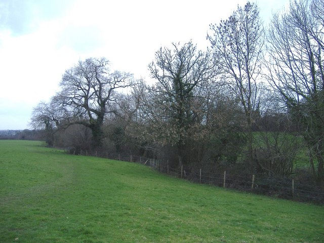 Fields, south of Wotton-under-edge