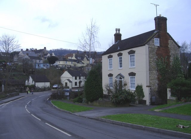 Dyers Brook House, Wotton-under-edge