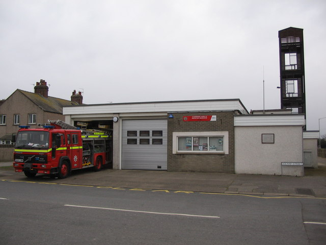 Silloth Fire Station
