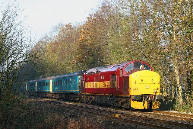 37419 at Coed Llanbradach