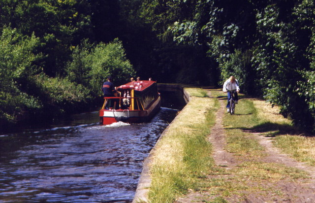 The Shropshire Union Canal, Froncysyllte
