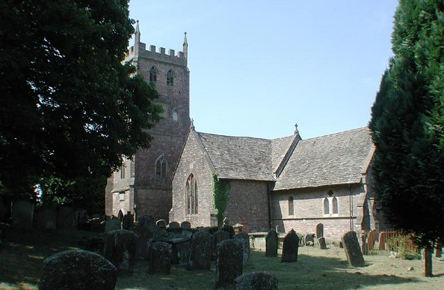 St Mary, St Briavels, Gloucestershire