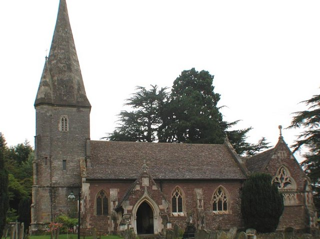 St John the Baptist, Huntley, Gloucestershire