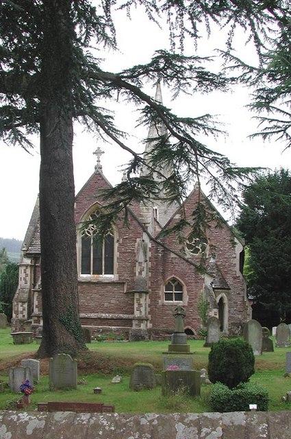 St John the Baptist, Huntley, Gloucestershire