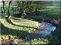 SO2686 : Erwood's Dingle by Simon Gwyn Roberts