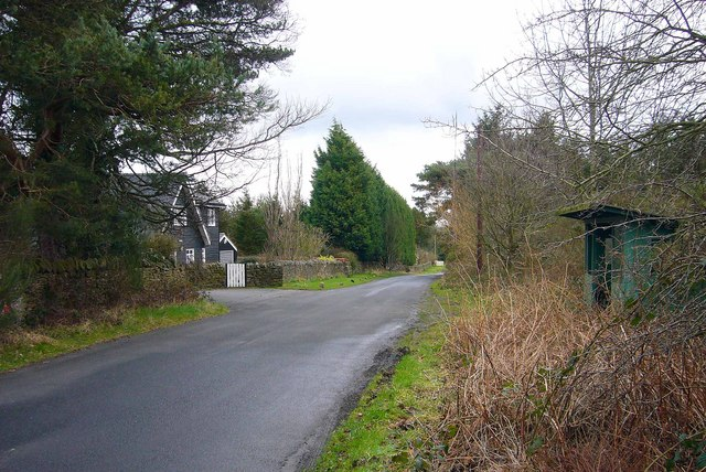 Wooley, near Slaley