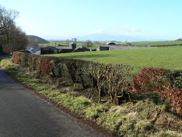 West Kilbride, Crosbie Mains Farm