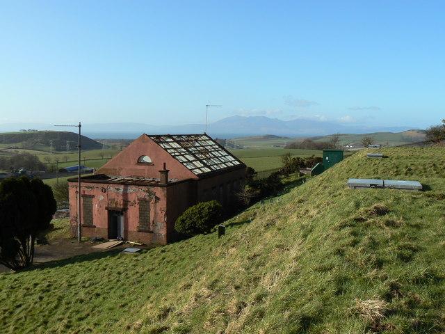 West Kilbride, Crosbie Waterworks