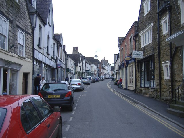 Long Street, Wotton-under-edge