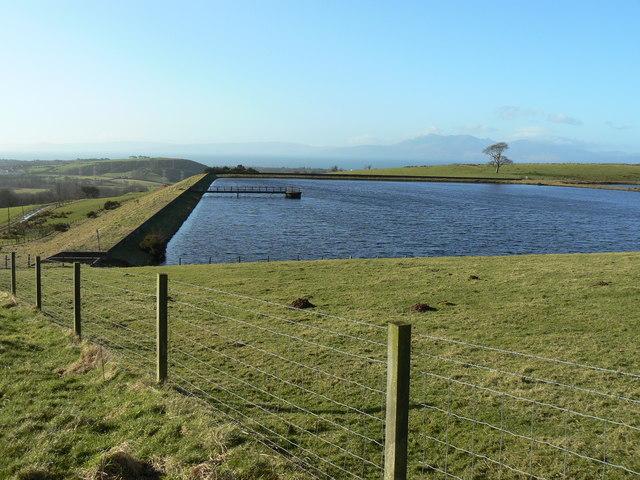 West Kilbride, Crosbie Reservoir