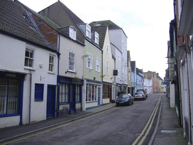 Market Street, Wotton-under-edge