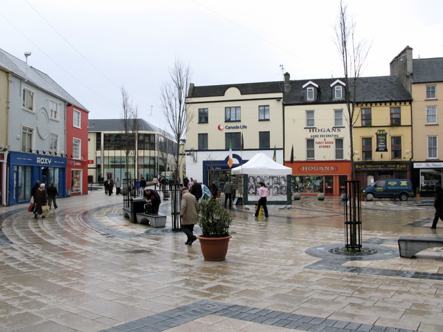 The Square, Tralee, Co. Kerry, Ireland