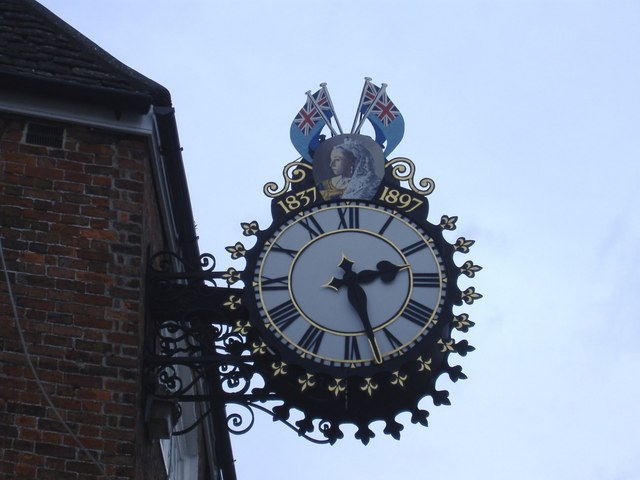 The Tolsey clock