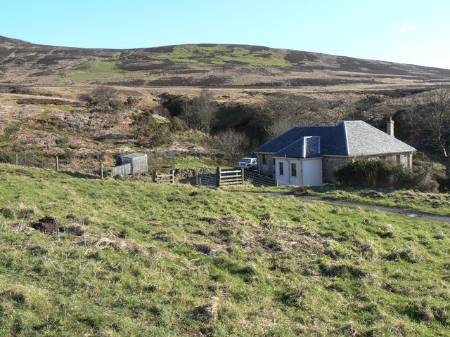 West Kilbride,House at  Crosbie Dykes