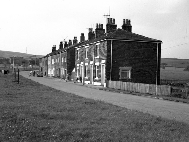 Cottages, Syke Road, Rochdale