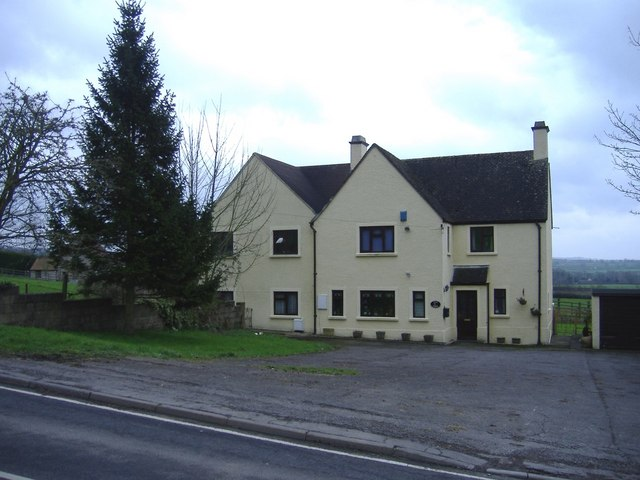 Old farm, Wotton-under-edge