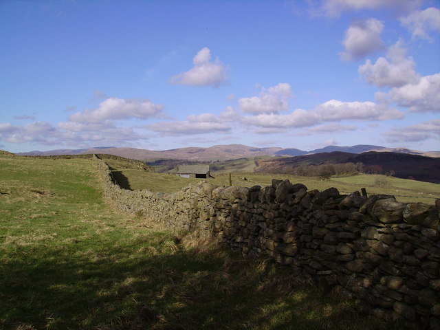 Barn, Dales Way