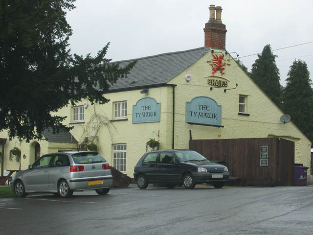The Ty Mawr Arms