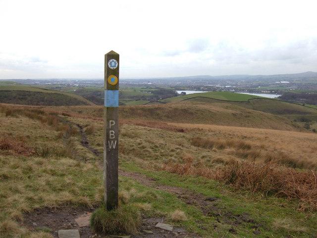 Pennine Bridleway, Syke Moor